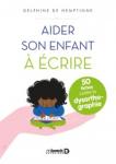 Aider son enfant à écrire